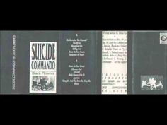 Suicide Commando sees 'Black Flowers' tape finally released on CD - limited run only: read the full story at  http://www.side-line.com/suicide-commando-sees-black-flowers-tape-finally-released-on-cd-limited-run-only/ . Tags: #SuicideCommando .