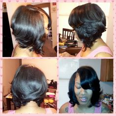 56 Best Cute Bob Quick Weaves Images Short Hair Styles