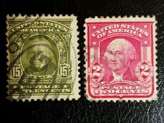 "TJS: STAMPS ""309, 319"" Regular Issue* CV $575** (#309 CV $225/ #319 CV $350)"