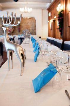 67 winter wedding table decor ideas photo 58