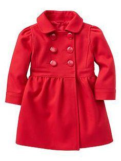 Baby Gap toddler Wool Peacoat #fall #winter styles. | Kids/ Baby ...