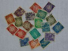 East German stamps. - Wehrmacht-Awards.com Militaria Forums