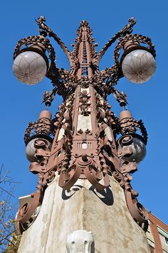 Pere Falqués - Wikipedia, la enciclopedia libre, Barcelona
