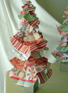more paper trees