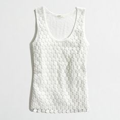 Factory tiered lace tank - 80 And Sunny Shop - FactoryWomen's FactoryWomen_Feature_Assortment - J.Crew Factory