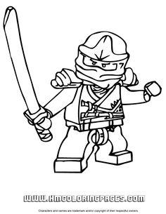 24 Best Ninjago Coloring Images Ninjago Coloring Pages Lego