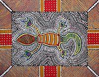 Mrs. Art Teacher!: Australia Art ideas