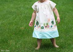Oliver + S ice cream dress by leaandlars, via Flickr
