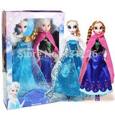 9.88$ (More info here: http://www.daitingtoday.com/new-2016-popular-toys-princess-anna-and-elsa-doll-30cm-juguetes-boneca-2pcs-lot-brinquedo-hot-sale-best-gift-toys-for-girls ) New 2016 Popular Toys Princess Anna And Elsa Doll 30cm Juguetes Boneca 2pcs/lot Brinquedo Hot Sale Best Gift Toys For Girls for just 9.88$