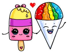 Popsicle & Snow Cone