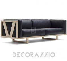 #scandy #scandystyle #scandinavian #scandinaviandesign #nordicdesign #design #interior #furniture #furnishings #interiordesign #designideas диван Erik Joergensen Frame, ej555-3-01