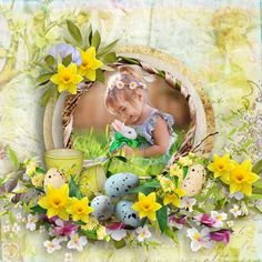 just easter by graphic creations - Digishoptalk - The Hub of the Digital Scrapbooking Community