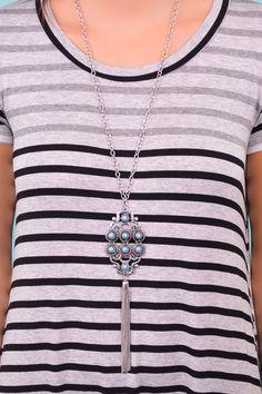 State of Wonder Necklace #xoxoBelle ShopBelleBoutique.com