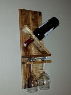 Single Bottle Wine Rack