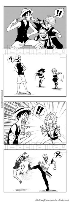 OP + DBZ: Look what i can do