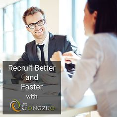 #Recruiters we can help you find the right candidate faster!  #SignUp now: https://www.thegongzuo.com