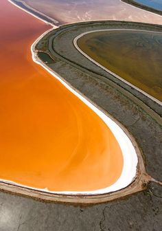Another fun shot from the heicopter ride over the salt ponds of the San Francisco bay area. For the story refer to my other salt pond shot called Nature Paintings, that was recently awarded Daily Dozen award. Aerial Photography, Amazing Photography, Landscape Photography, Night Photography, Scenic Photography, Photography Ideas, Africa Nature, Aerial Images, Aerial Arts
