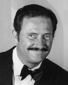 Dan Rowan, comedian 1922-87