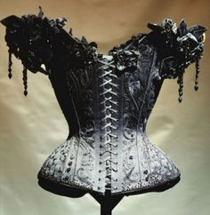One of Mr. Pearl's creations for Alexander McQueen.