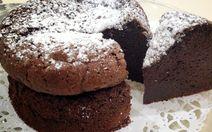 Easy 2 Ingredients Gateau au Chocolat Recipe