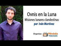 Ovnis en la Luna por Iván Martínez