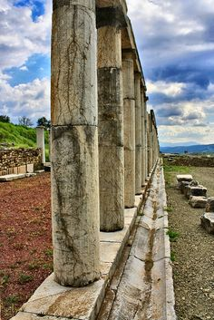 Ancient Messini in HDR by Costis.B, via Flickr