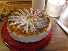 Meine Käse - Sahne - Torte