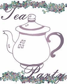 With Love, Anna: FREE TEA PARTY PRINTABLES