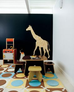 I agree - these kids playroom designs are what I'm considering for my OWN room, lol!  #TooCute