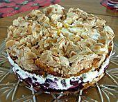 Hansen - Jensen - Torte mit Sauerkirschen (Rezept mit Bild) | Chefkoch.de