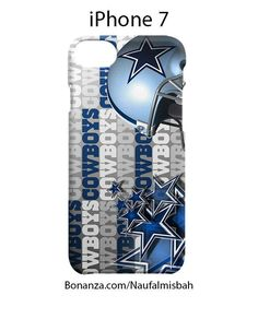 Dallas Cowboys Helmet iPhone 7 Case Cover Wrap Around