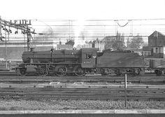 1 February Photo by ricsrailpics Steam Railway, British Rail, Train Engines, Steam Engine, Steam Locomotive, Trains, Diesel, Centre, February