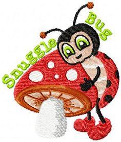 Snuggle Bug 4x4 - Oma's Place