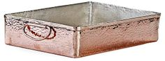 Copper Roasting Pan, Large | The Kitchen Store | One Kings Lane