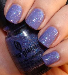 China Glaze Electric Lilac