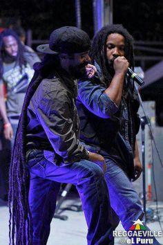 Damian Marley and Stephen Marley Bob Marley Kids, Marley Family, Stephen Marley, Damian Marley, Dancehall Reggae, Reggae Music, Marley Brothers, Reggae Artists, Music Artists