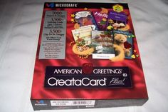 American greetings creatacard old gold version 2 httpbestch american greetings creatacard plus micrographx cd rom full retail box m4hsunfo