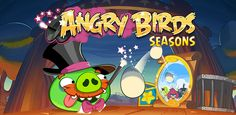 Angry Birds Seasons: Abra-Ca-Bacon! v3.3.0 - Frenzy ANDROID - games and aplications