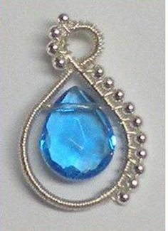 The Beading Gem's Journal: wire work