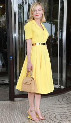 Wicker Bags Are Summer's Most Celeb-Loved Trend: Here's How to Wear Them   People - Kirsten Dunst
