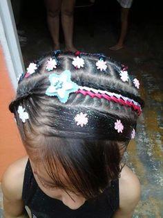Peinados con trenzas para niñas Concerts, Jewelry, Fashion, Gardens, Hairstyles For Natural Hair, Bias Tape, Friday, Jewellery Making, Moda