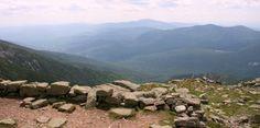 Vue sommet, Lafayette, New Hampshire, juin 2014 New Hampshire, Lafayette, Grand Canyon, Mountains, Nature, Travel, June, Naturaleza, Voyage
