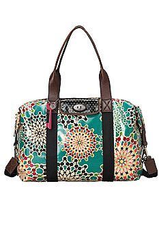 Fossil® Keyper Duffel Bag #belk #accessories #patterns