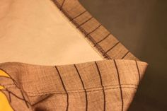 Coverstitch tutorial (A Historic First)