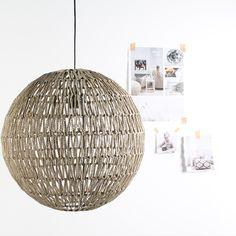 O5 Hanglamp gehaakt bol naturel | LOODS 5