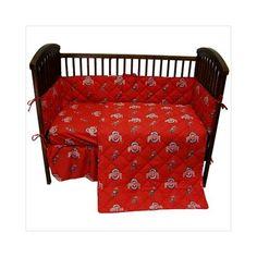 Osu Crib Bedding