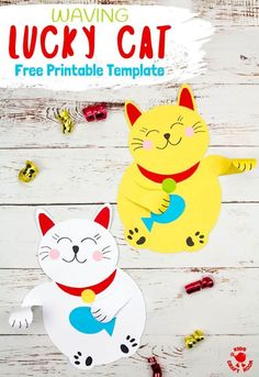 cat crafts for kids cat crafts . cat crafts for kids . cat crafts for toddlers . cat crafts for adults . cat crafts for kids easy . cat crafts for kids art projects Chinese New Year Crafts For Kids, Chinese New Year Activities, Chinese New Year Party, Chinese New Year Decorations, Chinese New Year Traditions, New Years Traditions, New Year's Crafts, Cat Crafts, New Year Printables