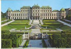 Belvedere Palace (Vienna, Austria)