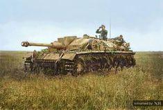 Sturmgeschütz III Ausf. F of Grossdeutschland Pz.Gr.Div. on the Eastern Front. 1943