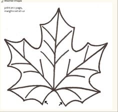 Maple Leaf Mug Rugs - Pictorial Tutorial & Pattern. Can use quilt stencil as embroidery pattern Quilting Projects, Quilting Designs, Sewing Projects, Penny Rugs, Applique Templates, Applique Patterns, Mug Rug Patterns, Quilt Patterns, Leaf Patterns